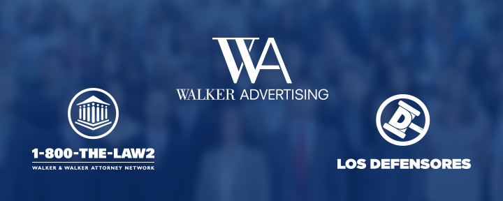 MVC Agency Los Angeles creates new logos for Walker Advertising family of brand.
