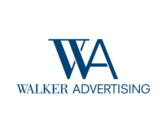 MVC Agency Los Angeles creates a new corporate identity for Walker Advertising